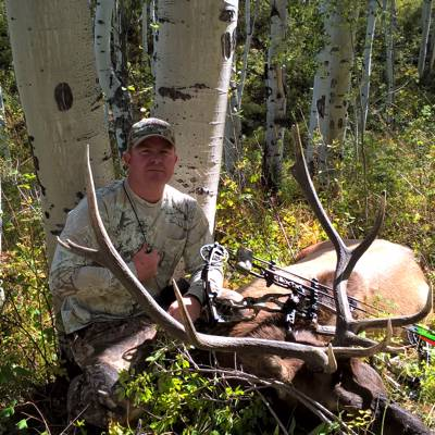 Colorado Guided Archery Elk Hunt 1