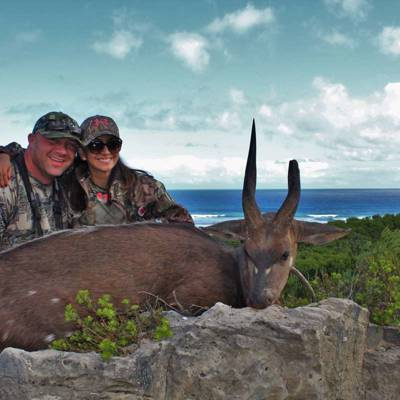 Eastern Cape Hunt & Fish Safari