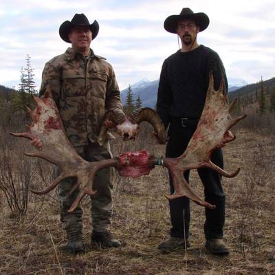 Sheep, Grizzly, Moose hunt