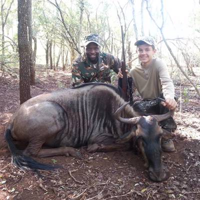 SA Rifle Trophy/Meat Hunt - Camp