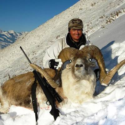 Marco Polo & Mid-Asian Ibex