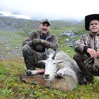 Mountain Goat 1x1 Hunt 2019
