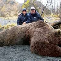 Spring Brown Bear Hunt