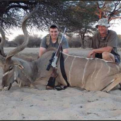 Management Hunt (Gnu/Eland/Kudu)1x1
